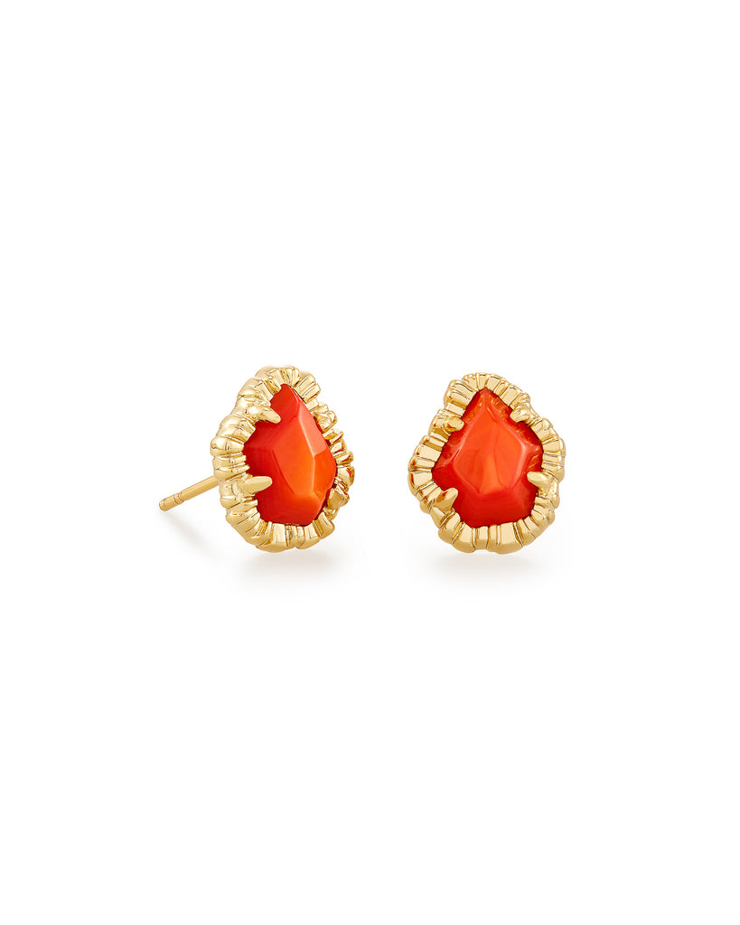 Kendra Scott Tessa Small Stud Earring - Available in 4 Colors