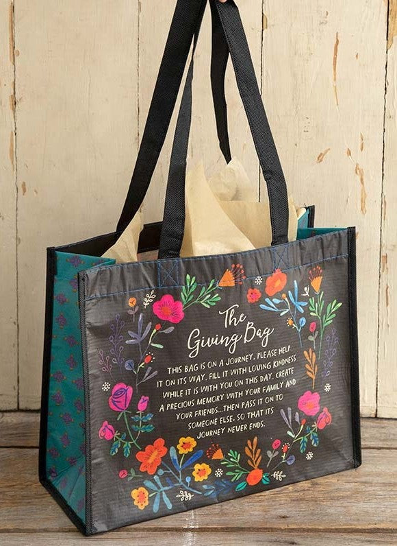 Natural Life Large Giving Bag