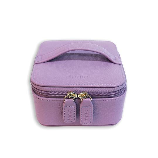 Luxe Pop Cube in Lilac