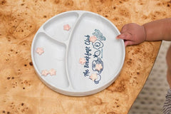 Bella Tunno Marble Wonder Plate - Breakfast Club