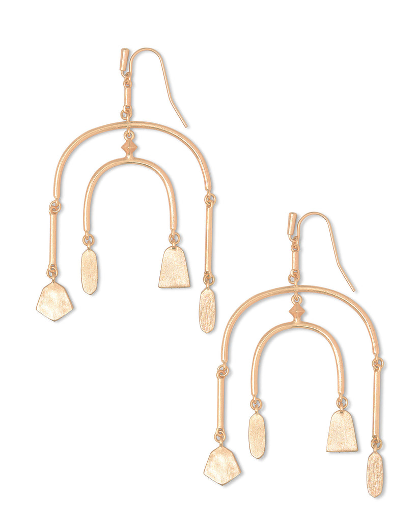 Kendra Scott Nalani Statement Earring - Available in 3 Colors
