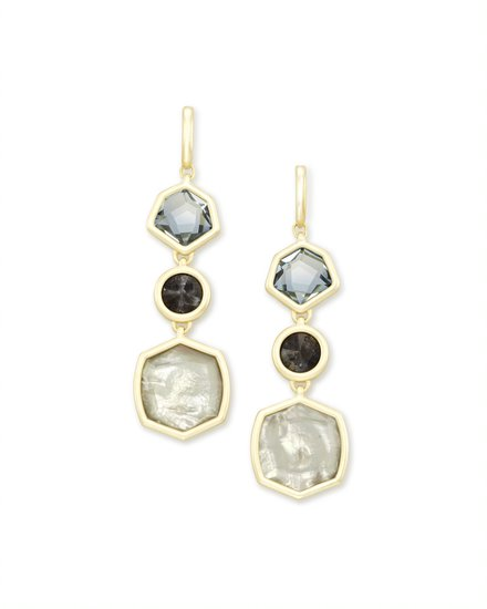 Kendra Scott Natalia Linear Earrings - Available in 2 Colors