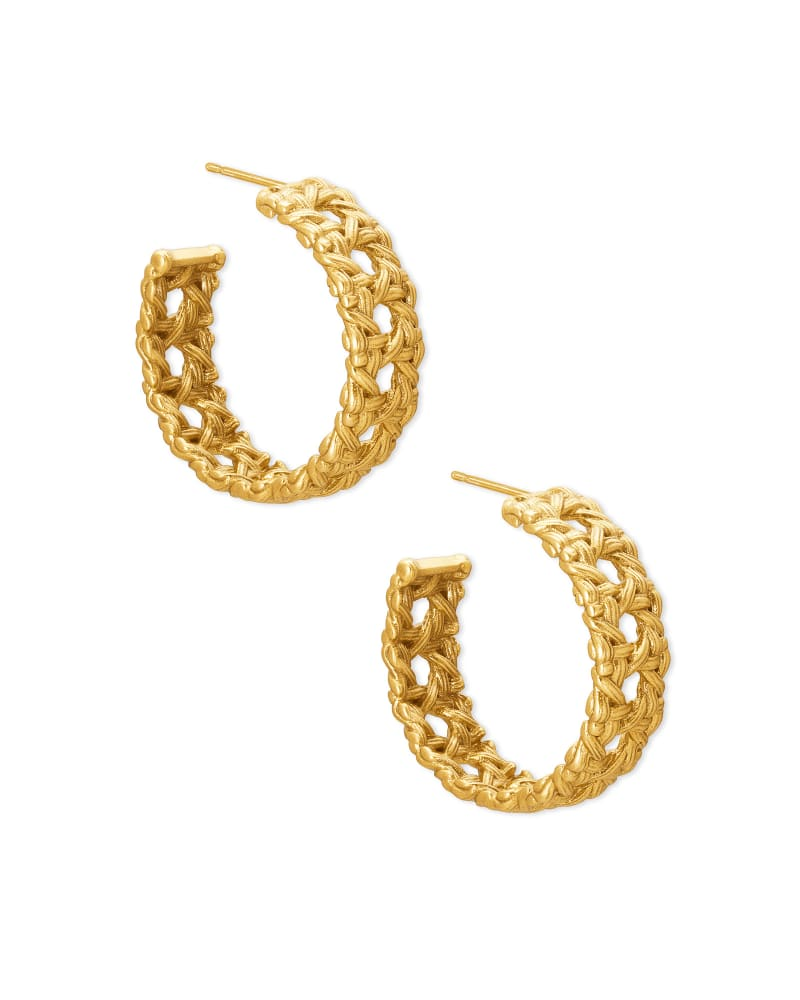 Kendra Scott Natalie Hoop Earring - Available in 3 Colors