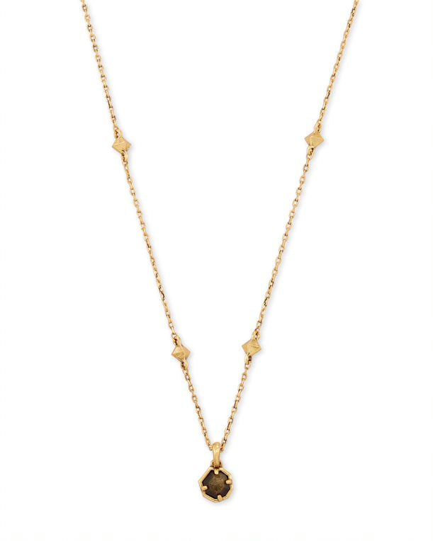 Kendra Scott Nola Short Pendant Necklace - Available in 3 Colors
