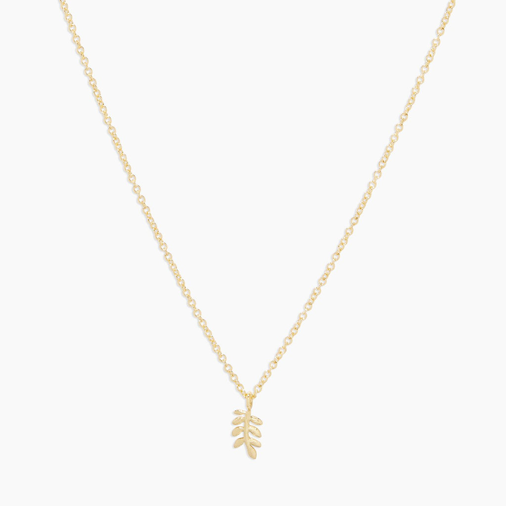 Gorjana Olympia Charm Necklace