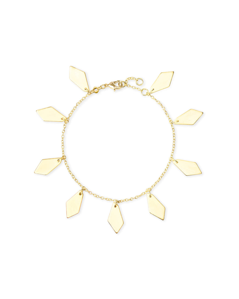 Kendra Scott Pike Chain Bracelet - Available in 3 colors