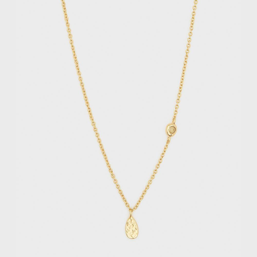 Gorjana Power Birthstone Necklace - August