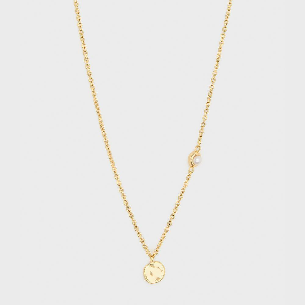 Gorjana Power Birthstone Necklace - June