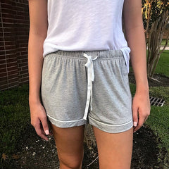 Cozy Sleep Shorts
