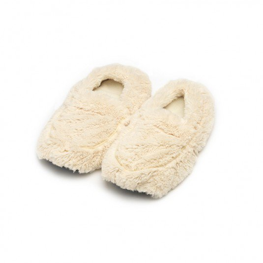 Warmies Plush Body Slippers - Available in 3 colors