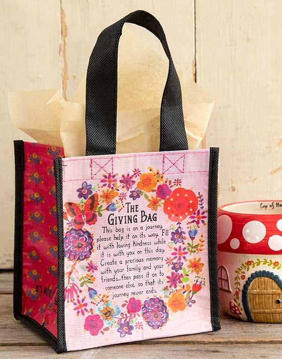 Natural Life Small Giving Bag