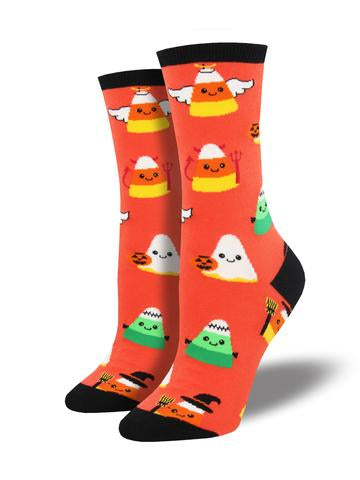 Corny Costumes Novelty Women's Socks