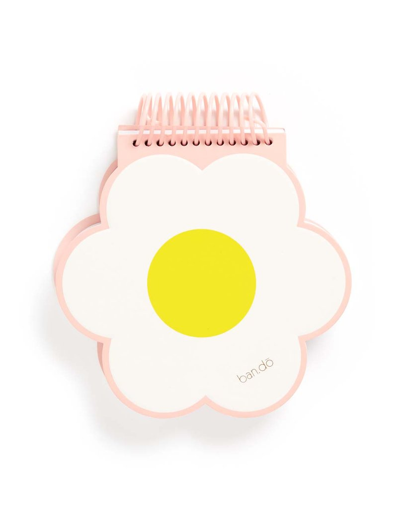 ban.do Super Fun Daisy Notebook