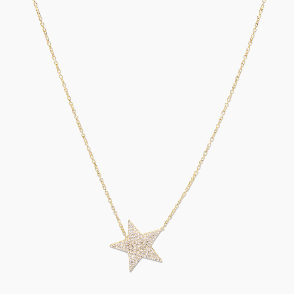 Gorjana Super Star Shimmer Statement Necklace