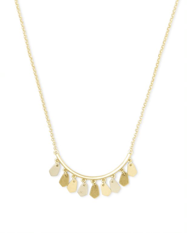 Kendra Scott Sydney Short Pendant Necklace Available in 3 Colors