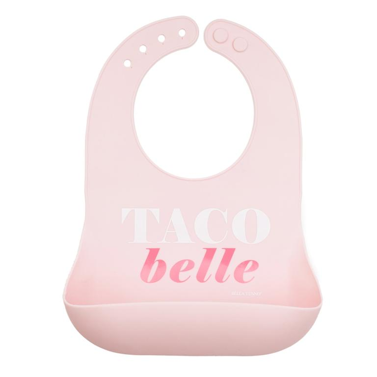 Bella Tunno Taco Belle Wonder Bib