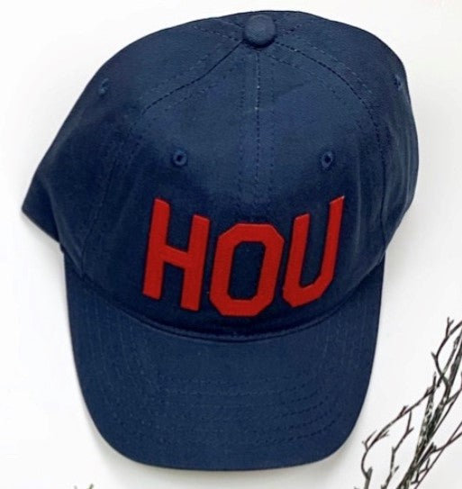 HOU Texans Hat Navy
