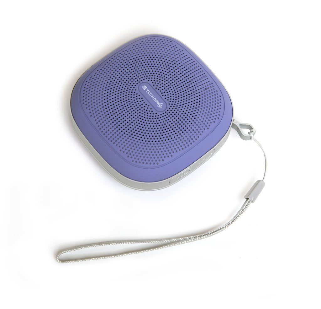 Tune Tag-Along Wireless Speaker in Platinum/Lavender