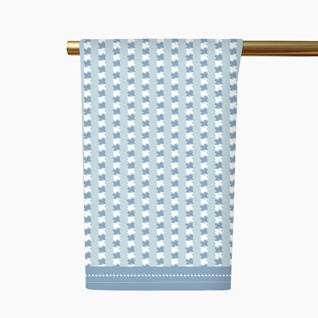 Texas Ticking Tea Towel
