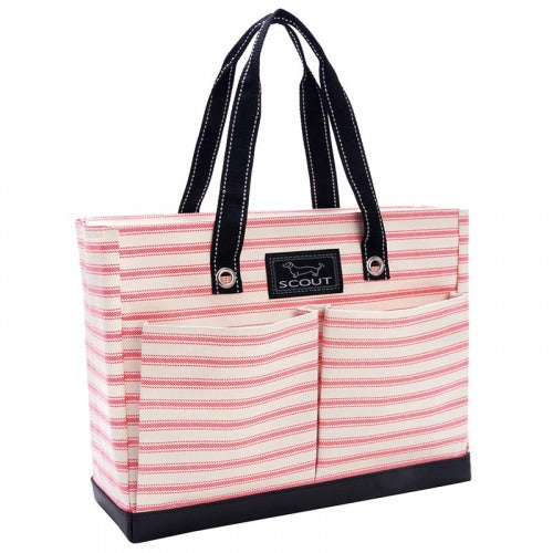Scout Bags Uptown Girl Pocket Tote Bag - Peppermint