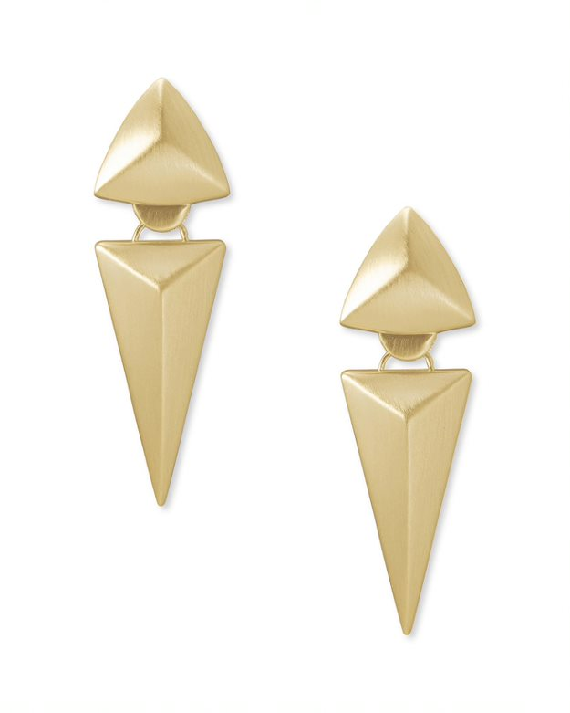 Kendra Scott Vivian Statement Earring - Available in 3 colors