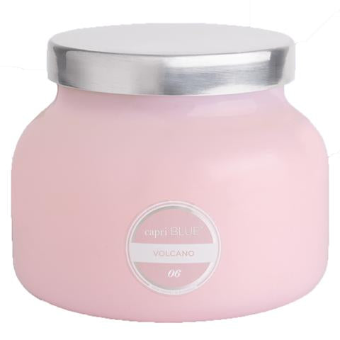 Capri Blue Volcano Candle in Bubblegum - Available in 2 sizes