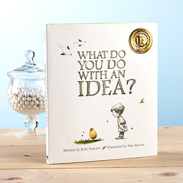 """What Do You Do With An Idea?"" Children's Book"