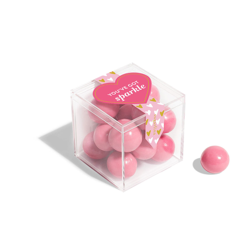 "Sugarfina ""You've Got Sparkle"" Pink Sparkle Pops - Small"