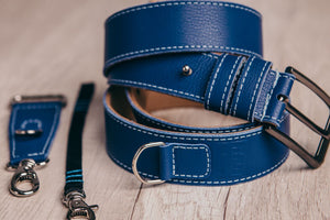 Red Strap Single New Blue