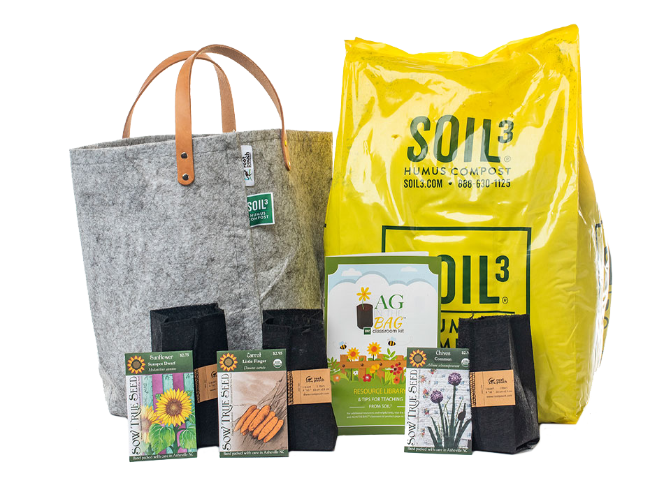 Soil³ AG IN THE BAG® Classroom Kit