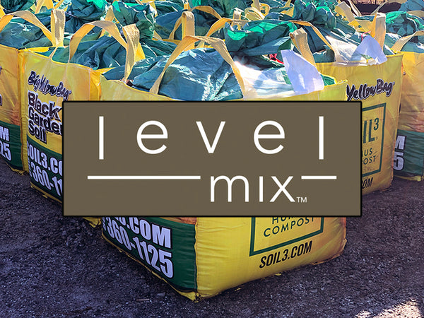 Level Mix for Lawns <br/>In a BigYellowBag