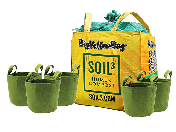 Soil3 BigYellowBag workshop bundle
