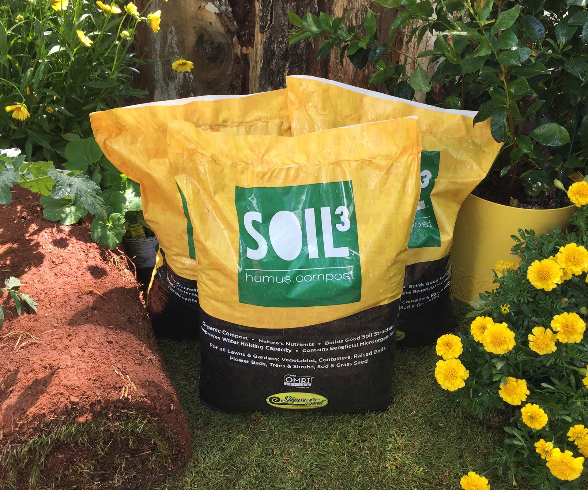 Soil<sup>3</sup> Half Cubic Foot Bag
