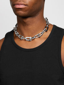 Stone Set XL U-Link Chain