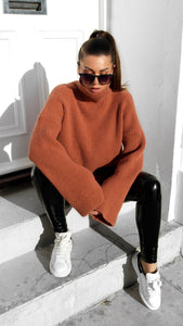 The 'Aspen' Oversized Knit