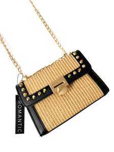 The 'Tiki' Woven Bag