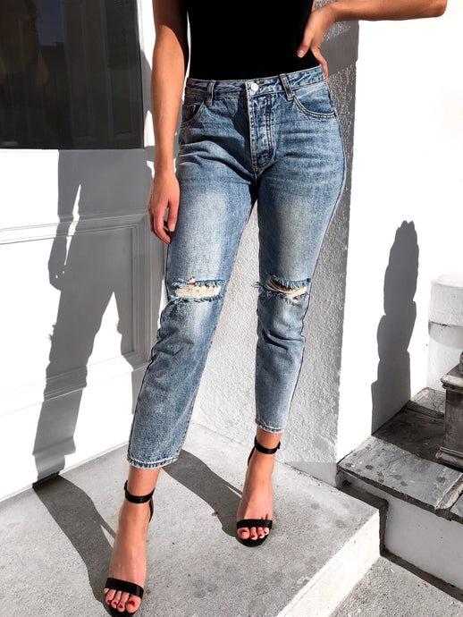 The Rebel Jean