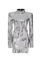 The Valentina Mirrored Dress