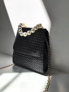 The Capri Woven Bag