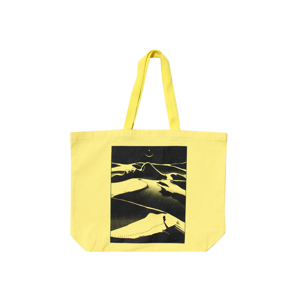 Lux Prima Encounter Yellow Event Tote Bag