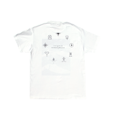 Lux Prima Event Heavyweight White T-Shirt