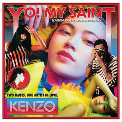 "YO! MY SAINT Limited Edition 7"" vinyl"