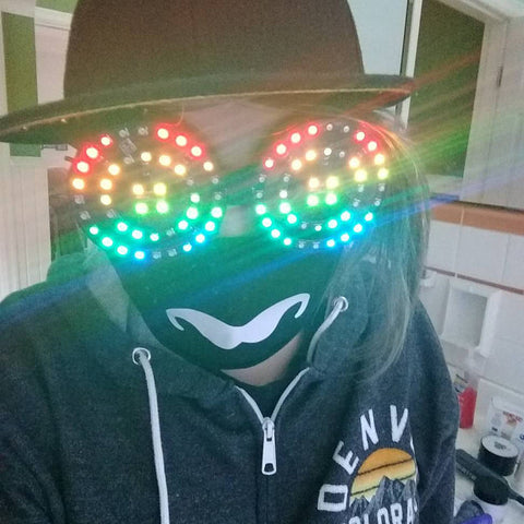 cool rezz glasses