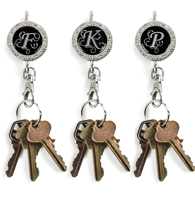 Monogram BLING Finders Key Purse®