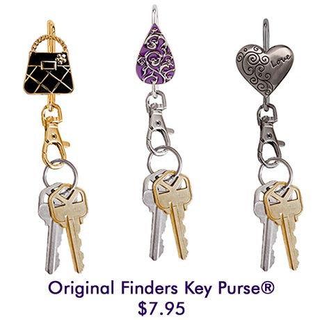 Original Finders Key Purse