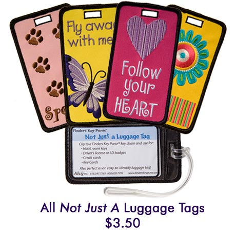All Luggage Tags