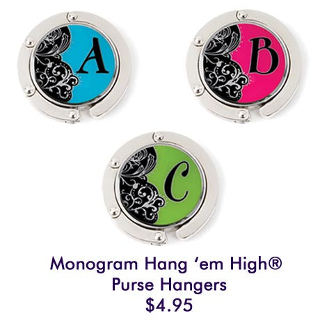 Monogram Hang 'em High® Purse Hangers
