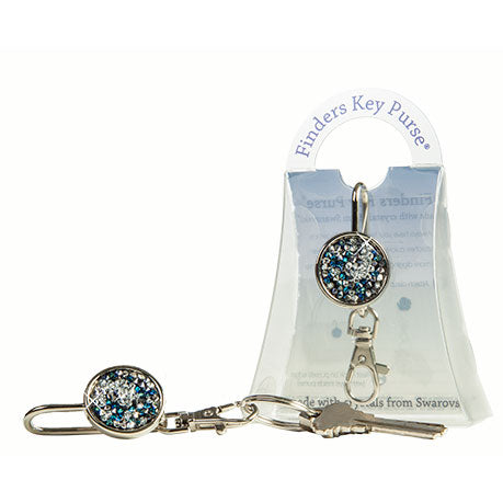 Finders Key Purse made with crystals from Swarovski