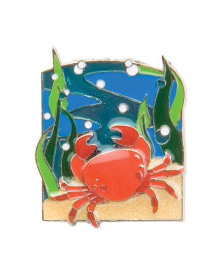 Crab Finders Key Purse®