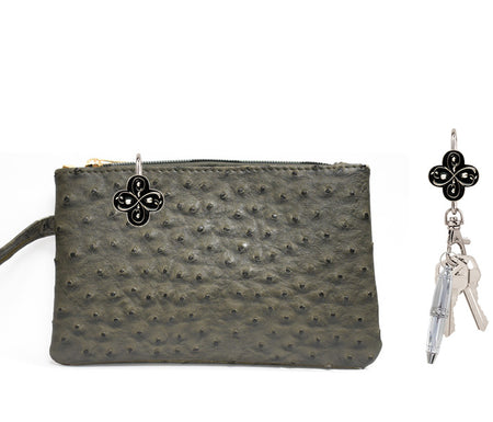 Dark Grey Wristlet Gift Set